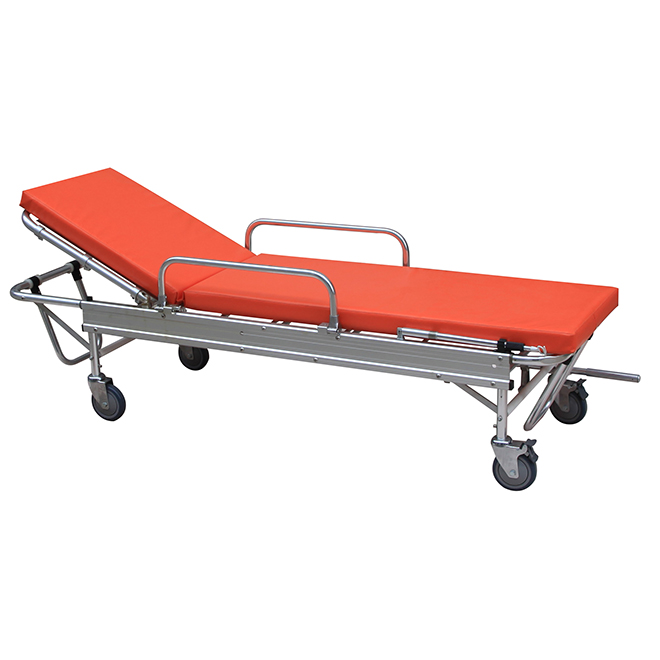 SKB039(B) Ambulance Stretcher Trolley